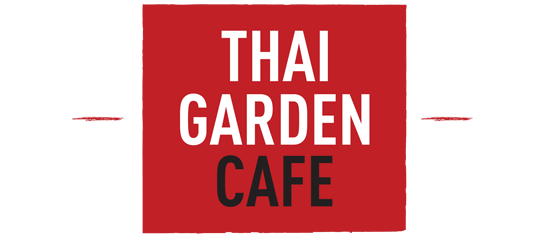 Thai Garden Cafe Brand Identity, Logo Design, Print Design, Website Development
