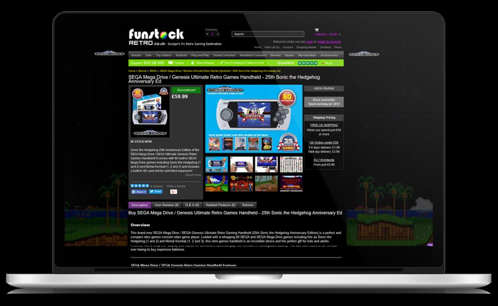 funstock-retro-ecommerce-website-design