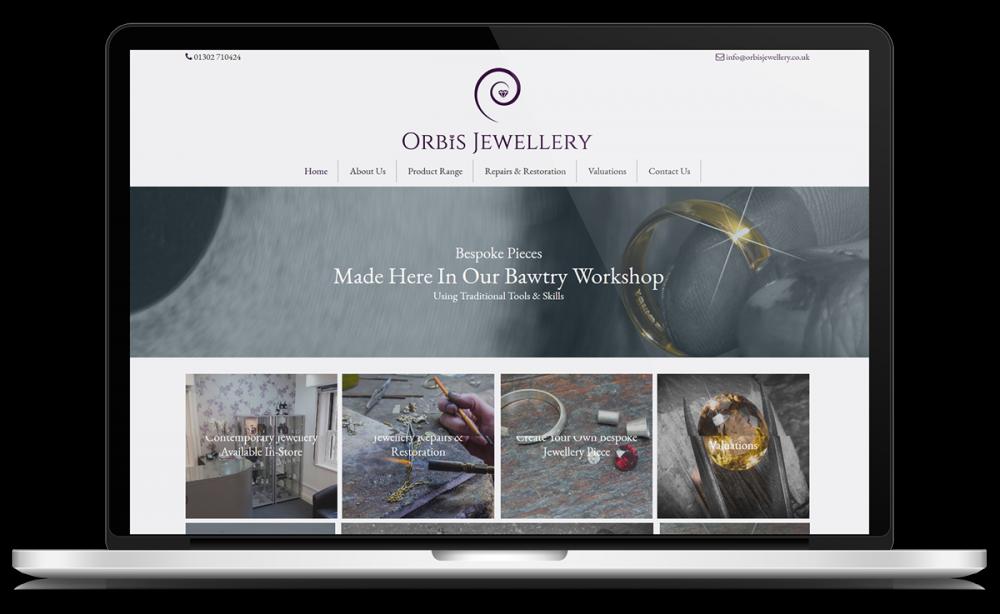 orbis-jewellery-website-design