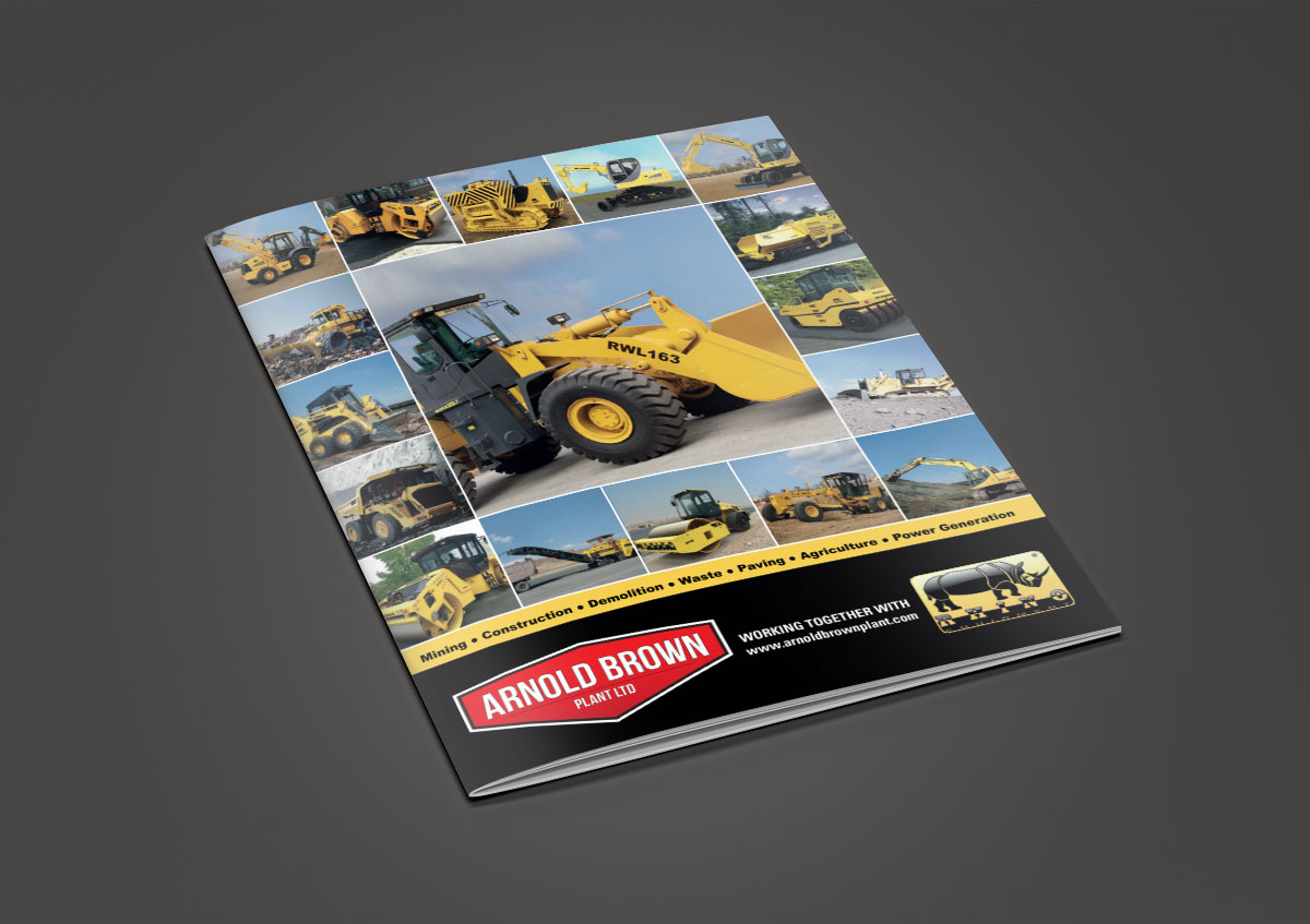 Arnold Brown Plant Brochure Front Cover