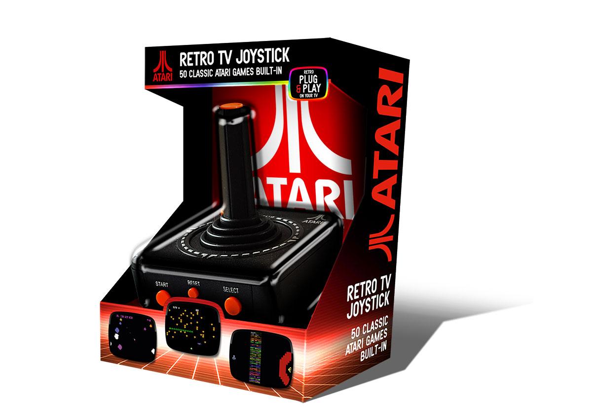 Atari TV Joystick