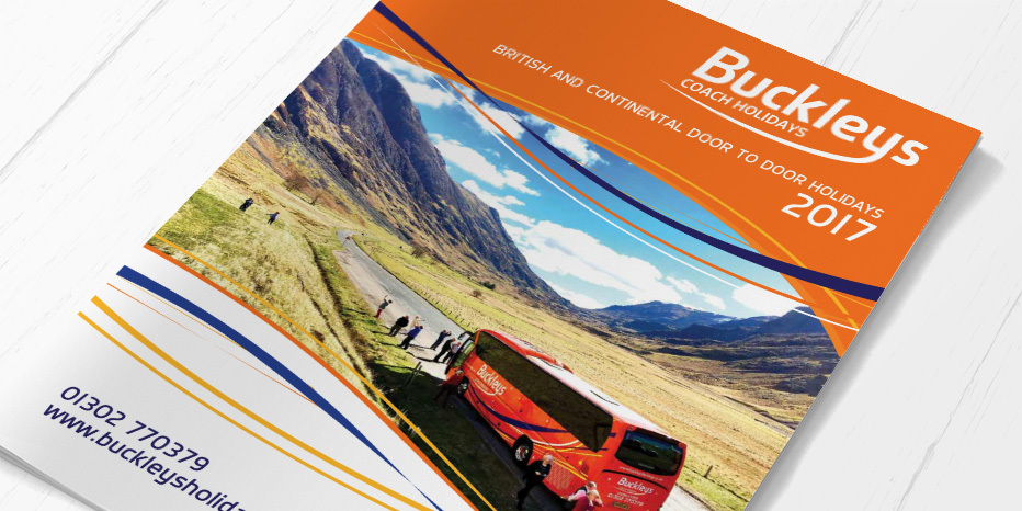 Buckleys Brochure Design & Print