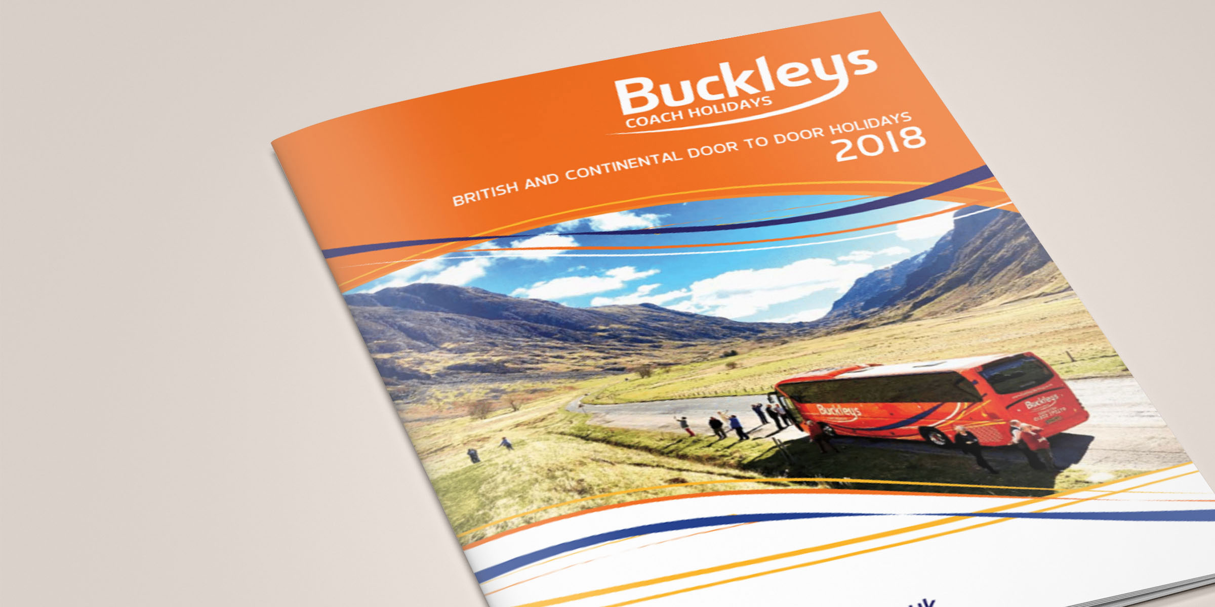 Buckleys Brochure Front Cover